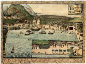 Dansk Vestindien - Christiansted 1815